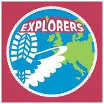 Scouting Delmo Explorers