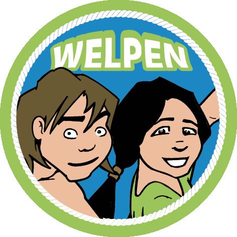 Scouting Delmo Welpen