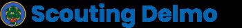 Logo Scouting Delmo 08 klein bold
