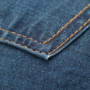 Scouting Delmo blauwe spijkerbroek